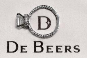 "Рекламні кампанії ""De Beers"""