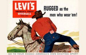 """Рекламні кампанії """"Levi's"""""""