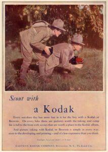 """Рекламні кампанії """"Kodak"""""""