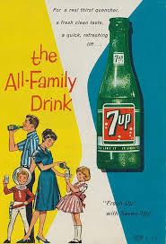 """Рекламні кампанії """"7 UP"""""""