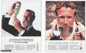 """Рекламні кампанії """"Schweppes"""""""