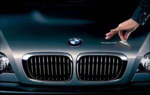 """Рекламні кампанії """"BMW"""""""