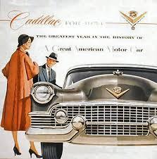 """Рекламні кампанії """"Cadillac"""""""