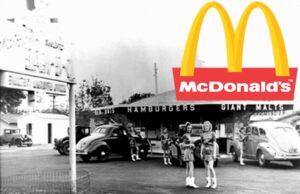 Історія McDonald's